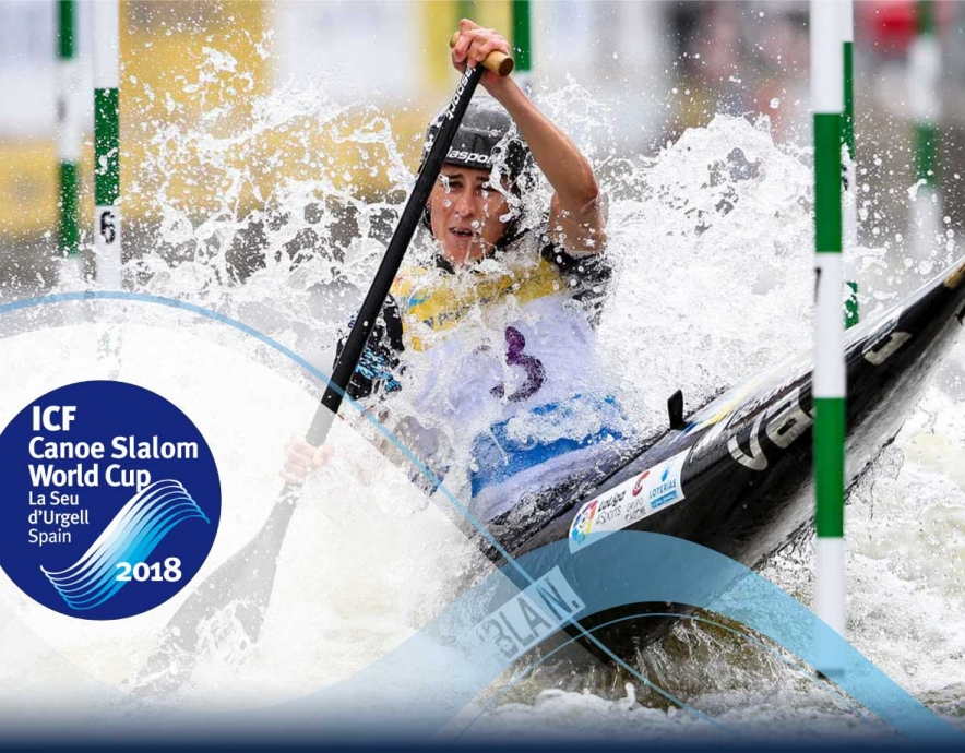 2018 ICF Canoe Slalom World Cup 5 Final La Seu Spain