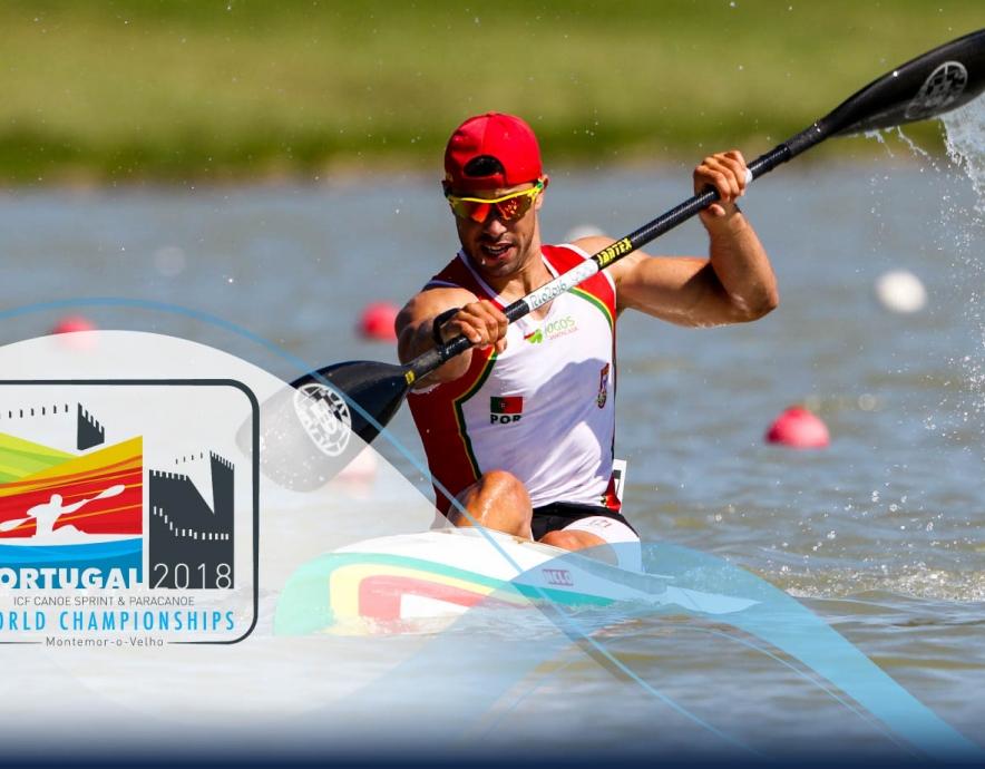 2018 ICF Canoe Sprint World Championships Montemor-o-Vehloo