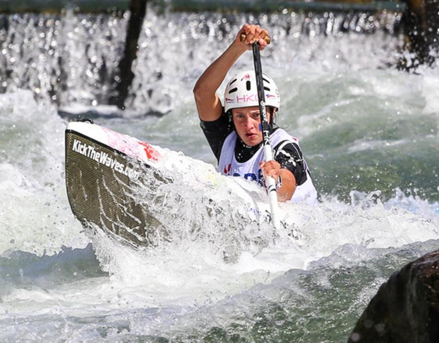 2018 ICF Canoe Wildwater World-cup 1-2 Banja Luka Bosnia