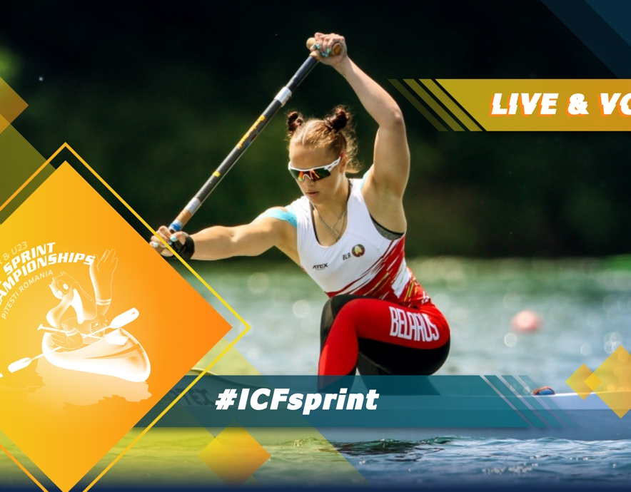 2019 ICF Canoe Sprint Junior U23 World Championships Pitesti Romania