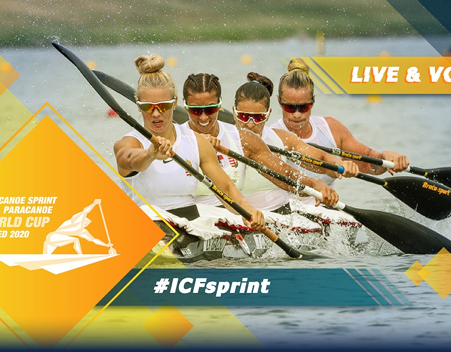 2020 ICF Canoe Kayak Sprint World Cup Szeged Hungary Live Coverage