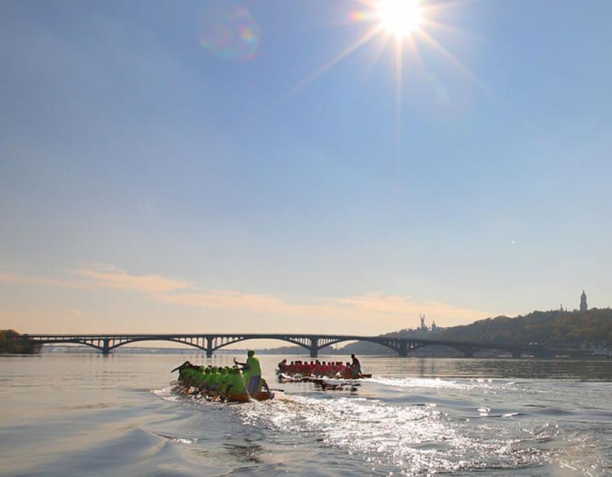 Dragon Boat Kiev