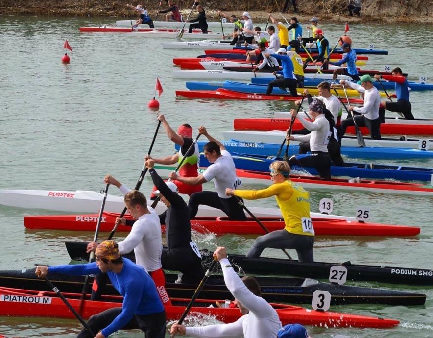 Gloria Canoeing Cup Long Distance 5000m Antalya Turkey
