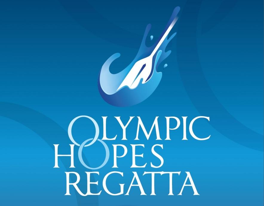 Olympic Hopes regatta 2020 logo