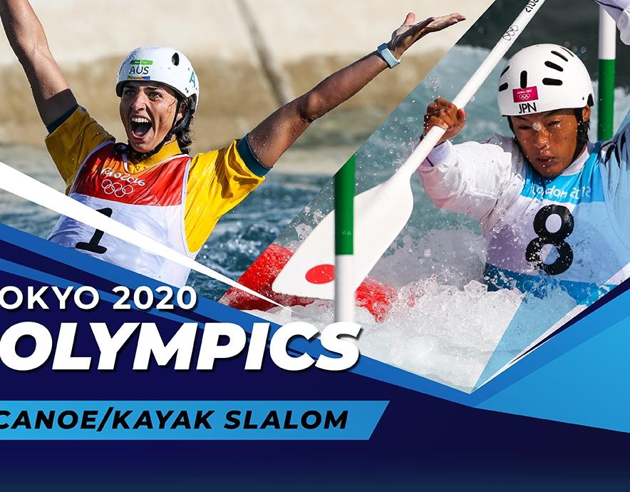 Tokyo 2020 Olympic Canoe-Kayak Slalom