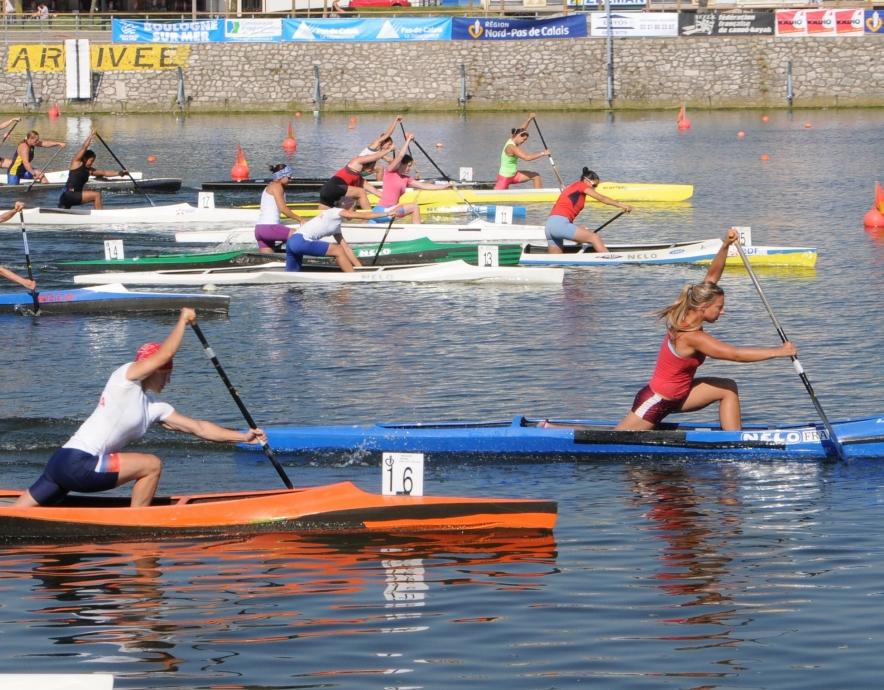 Women Canoe Cup