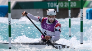 Tokyo 2020 Olympics Adam BURGESS