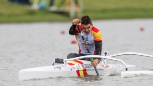 2021 ICF Paracanoe World Cup & Paralympic Games Qualifier Adrian MOSQUERA