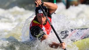 2019 ICF Canoe Slalom World Cup 4 Markkleeberg Alexander SLAFKOVSKY