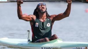 2019 ICF Canoe Sprint World Championships Szeged Hungary Bram SANDERSON