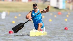 2019 ICF Canoe Sprint World Championships Szeged Hungary Carlo TACCHINI