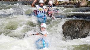 2019 ICF Wildwater Canoeing World Championships La Seu dUrgell Spain Czech Republic K1 Women Team