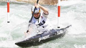 2021 ICF Canoe Slalom Junior & U23 World Championships Ljubjlana Elena Apel