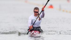 2021 ICF Canoe Sprint World Cup Szeged Emese KOHALMI