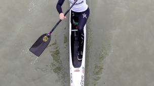 2020 ICF Canoe Sprint World Cup Szeged Hungary Felix GEBHARDT