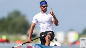 2021 ICF Canoe Sprint World Cup Szeged Fernando Dayan JORGE ENRIQUEZ