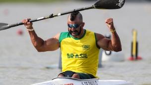 2021 ICF Paracanoe World Cup & Paralympic Games Qualifier Fernando RUFINO DE PAULO