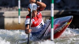 2019 ICF Canoe Slalom World Cup 4 Markkleeberg Franz ANTON