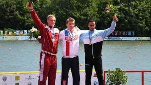 005 c1 junior men 1000m 2017 icf canoe sprint junior u23 world championships pitesti romania