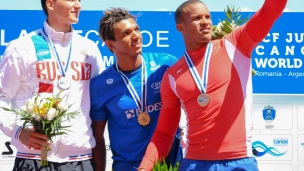 012 c1 u23 men 1000m 2017 icf canoe sprint junior u23 world championships pitesti romania