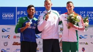 109 c1 u23 men 200m 2017 icf canoe sprint junior u23 world championships pitesti romania