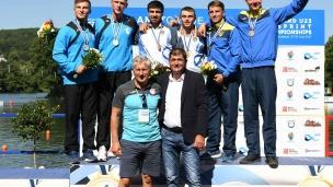 138 c2 u23 men 500m 2017 icf canoe sprint junior u23 world championships pitesti romania
