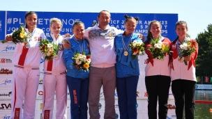 149 c2 u23 women 200m 2017 icf canoe sprint junior u23 world championships pitesti romania