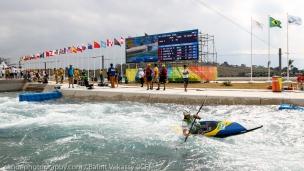 2016 Rio Canoe Slalom Olympic Games