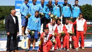 260 k4 u23 men 500m 2017 icf canoe sprint junior u23 world championships pitesti romania
