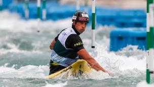 2018 ICF Canoe Slalom World Championships Rio Brazil Alexander Slafkovsky SVK