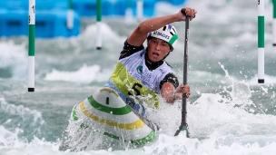 2018 ICF Canoe Slalom World Championships Rio Brazil Ana Satila BRA
