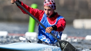 2018 Youth Olympic Games Buenos Aires Argentina ASADBEKI Nirvana IRI