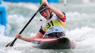 2018 ICF Canoe Slalom World Championships Rio Brazil Bethan Forrow GBR