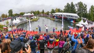 c1 men ceremony 2017 icf canoe slalom world championships pau france 093