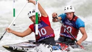 d shaidurova - m kruglov rus icf junior u23 canoe slalom world championships 2017 007