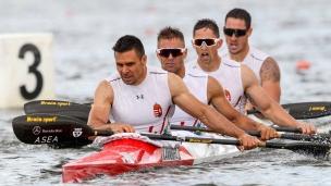 daniel pauman david toth tamas kulifai zoltan kammerer icf canoe kayak sprint world cup montemor-o-velho portugal 2017 036