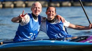 2018 Youth Olympic Games Buenos Aires Argentina DELASSUS Doriane FRA - LEWANDOWSKI Zola Charlotte Marion GER