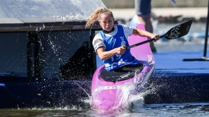 2018 Youth Olympic Games Buenos Aires Argentina DELASSUS Doriane FRA