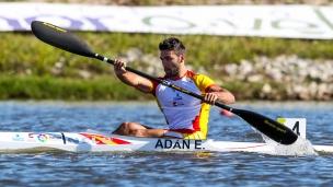enrique adan icf canoe kayak sprint world cup montemor-o-velho portugal 2017 058