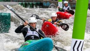 2018 ICF Canoe Slalom World Cup 2 Krakow Extreme