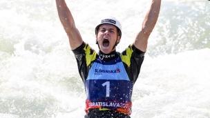felix oschmautz aut icf junior u23 canoe slalom world championships 2017 015
