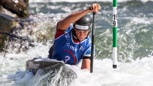 franklin mallory gbr 2017 icf canoe slalom world championships pau france 054 0
