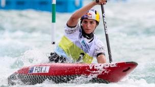 2018 ICF Canoe Slalom World Championships Rio Brazil Jessica Fox AUS