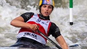 2018 ICF Canoe Slalom World Cup 2 Krakow Jessica FOX AUS