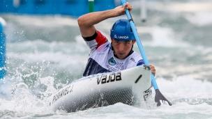 2018 ICF Canoe Slalom World Championships Rio Brazil Jiri Prskavec CZE