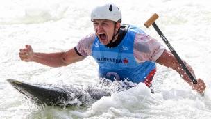 kacper sztuba pol icf junior u23 canoe slalom world championships 2017 020