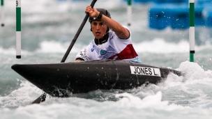 2018 ICF Canoe Slalom World Championships Rio Brazil Luuka Jones NZL