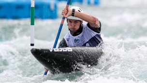 2018 ICF Canoe Slalom World Championships Rio Brazil Michal Pasiut POL