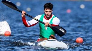 oussama djabali icf canoe kayak sprint world cup montemor-o-velho portugal 2017 149