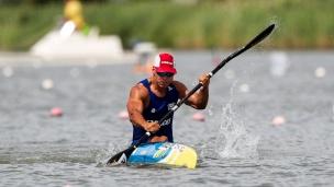 2018 ICF Canoe Sprint World Cup 1 Szeged Hungary Róbert Suba HUN